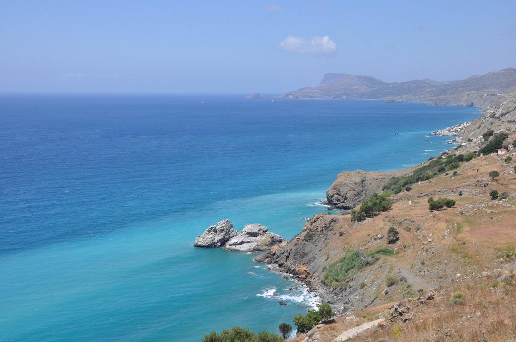 Offroad auf Kreta unterwegs   Land Rover Adventure Tour Greece 2015 sonne land und leute griechenland europa  tui berlin kreta offroad suedkueste