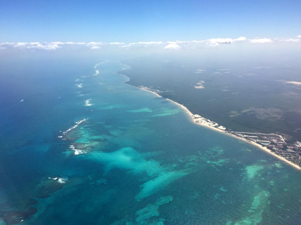 Kleine Mexiko Rundreise   Teil 3: Yucatan Halbinsel strand sonne mexiko laender karibik mittelamerika  tui berlin mexiko yucatan riff