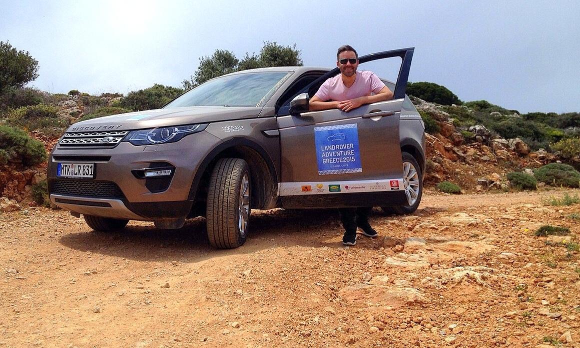 Offroad auf Kreta unterwegs   Land Rover Adventure Tour Greece 2015 sonne land und leute griechenland europa  tui berlin offroad landrover kreta