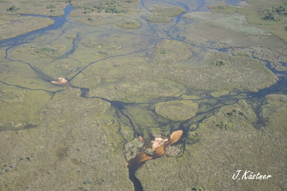 Botswana Okavango Delta airtours Private Travel Luxussafari