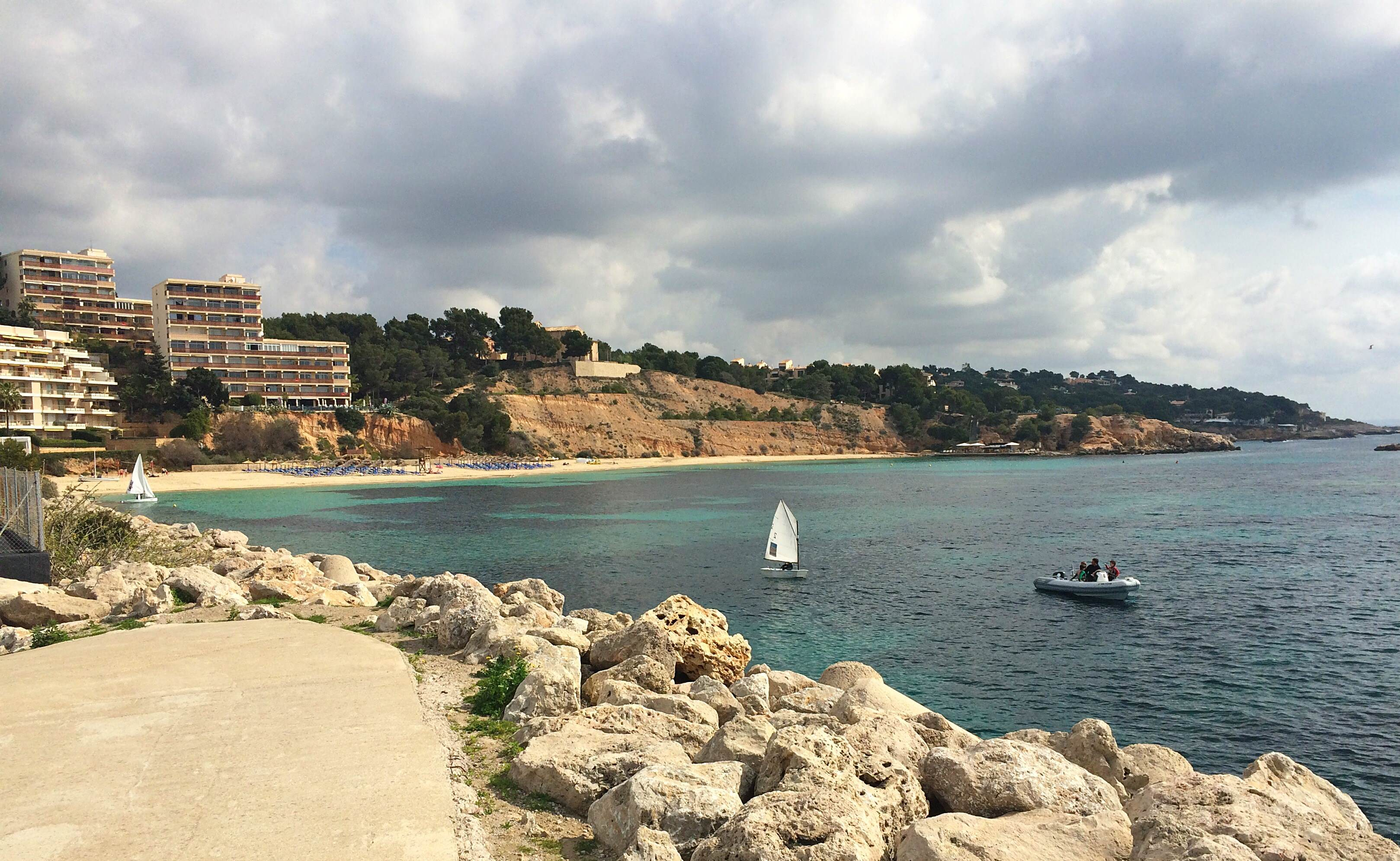 Mein perfektes Mallorca Wochenende staedtereisen sonne land und leute mallorca familie europa  tui berlin mallorca bucht portals nous