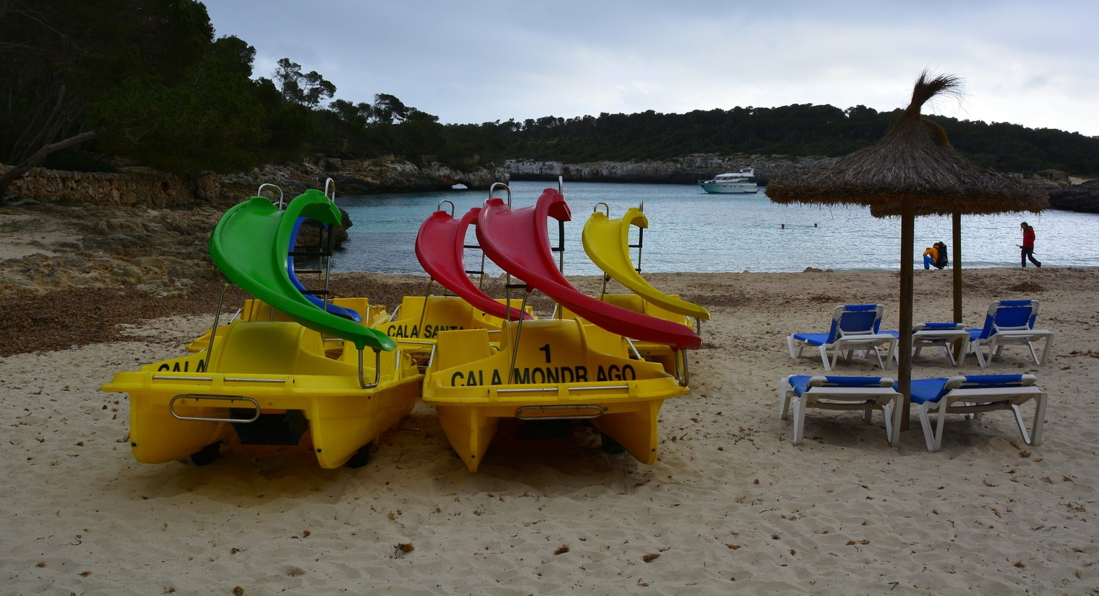 Mein perfektes Mallorca Wochenende staedtereisen sonne land und leute mallorca familie europa  tui berlin mallorca cala mondrago strand