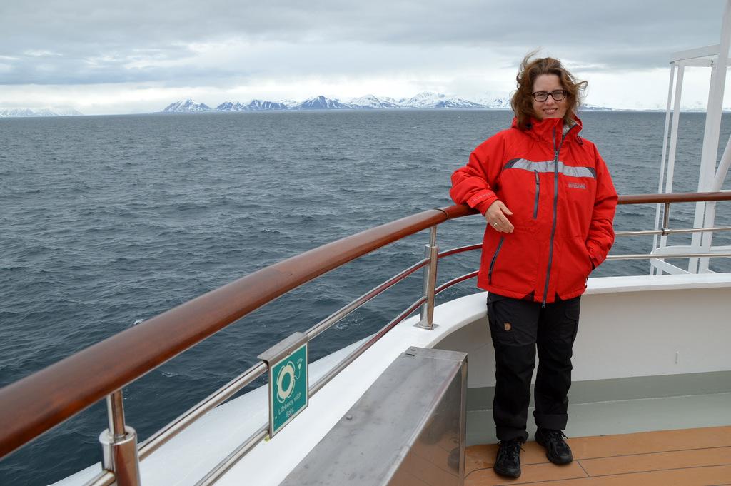 Reisebericht Sibylle Georgi, Expedition Spitzbergen, Silver Explorer, World of TUI Blog, Eisbären, Svalbard, TUI, airtours, TUI Wolters