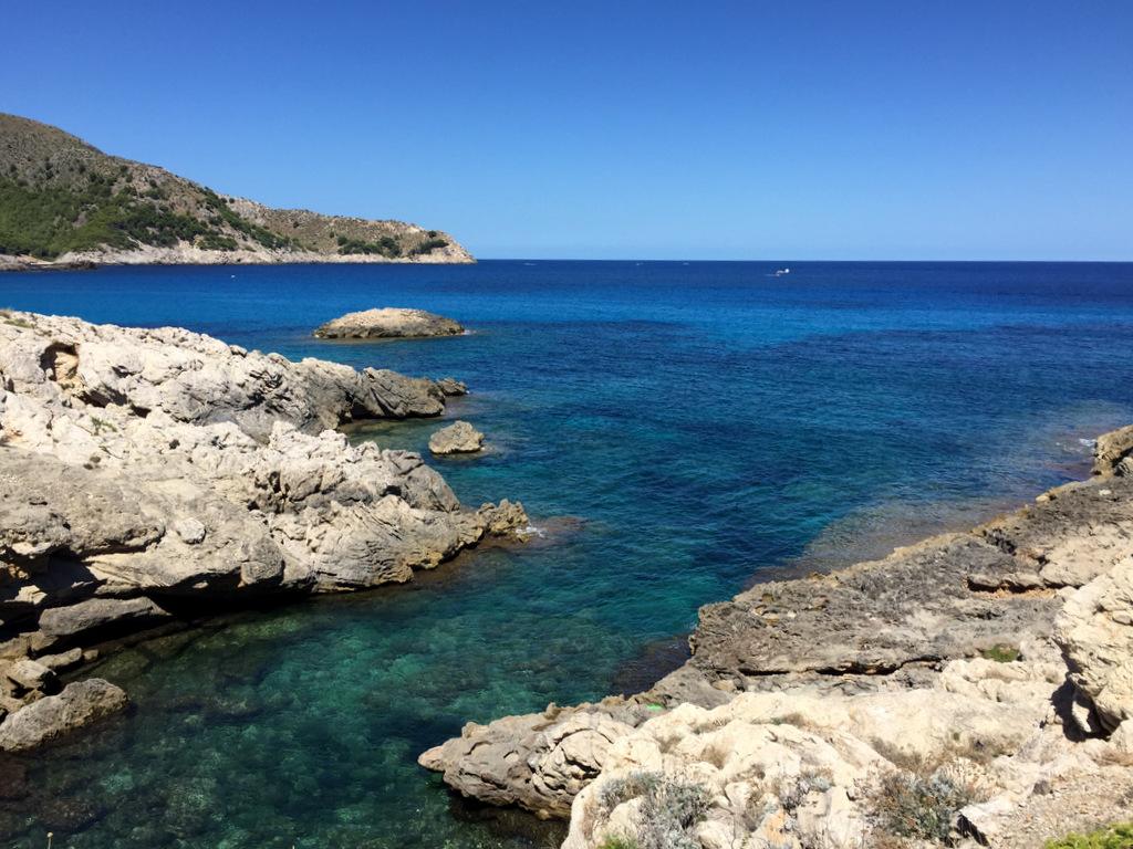 Kurzurlaub Mallorca   Cala Ratjada im Sommer strand sonne mallorca europa  IMG 6275