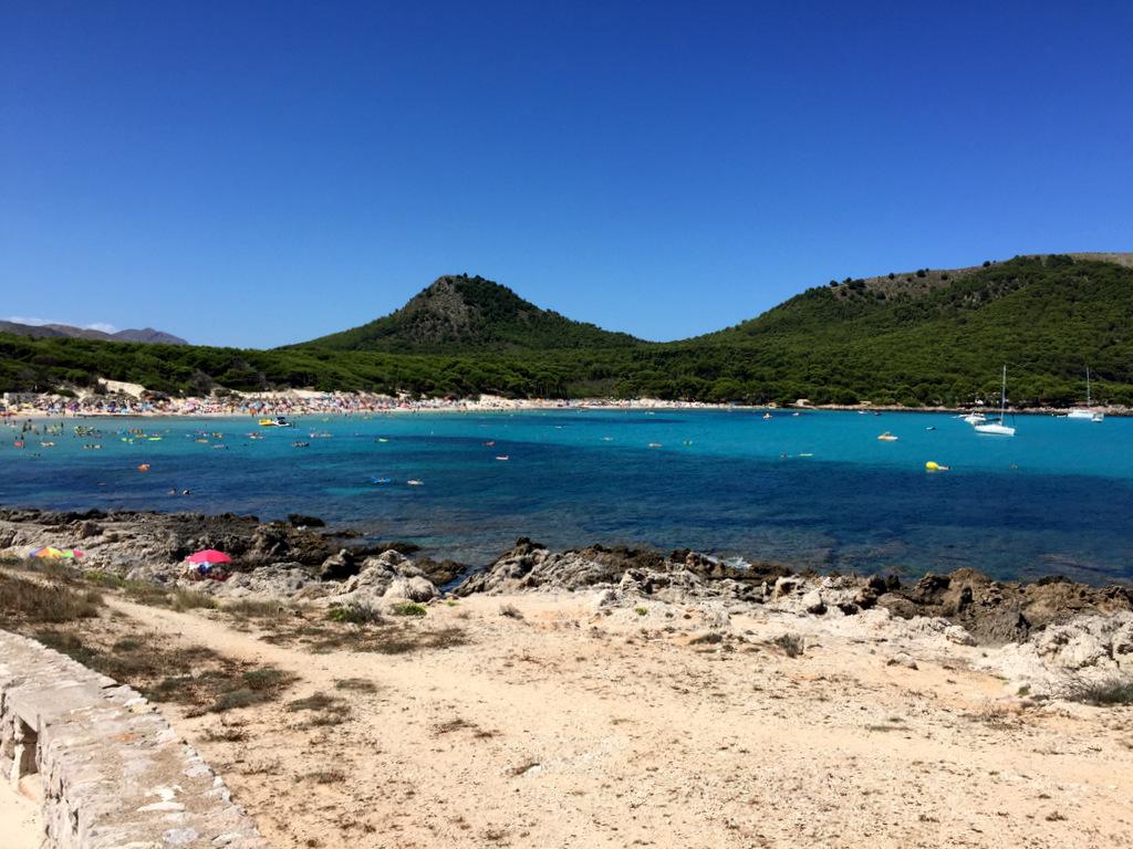 Kurzurlaub Mallorca   Cala Ratjada im Sommer strand sonne mallorca europa  IMG 6277