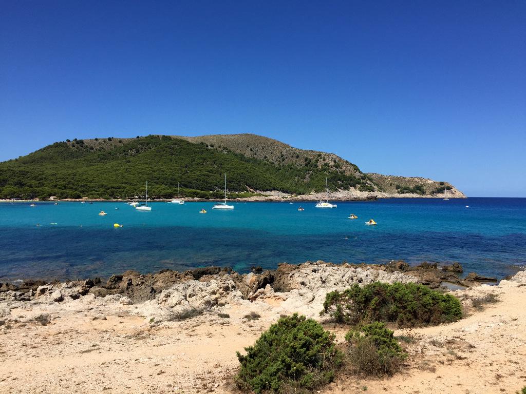 Kurzurlaub Mallorca   Cala Ratjada im Sommer strand sonne mallorca europa  IMG 6279