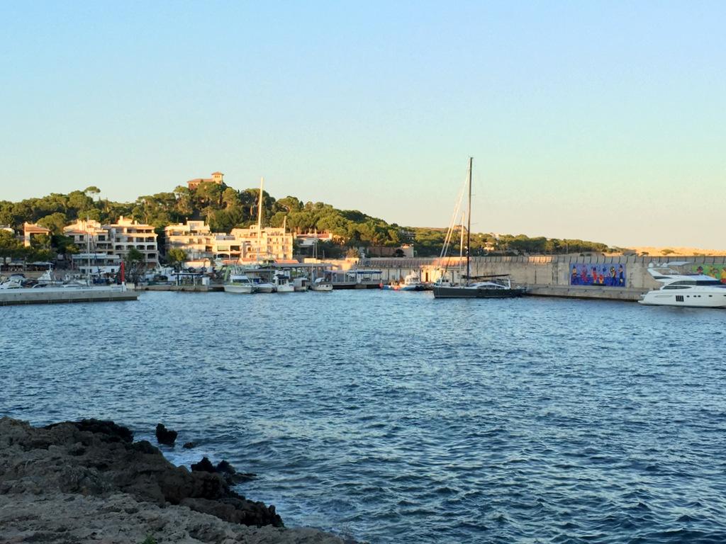 Kurzurlaub Mallorca   Cala Ratjada im Sommer strand sonne mallorca europa  IMG 6291