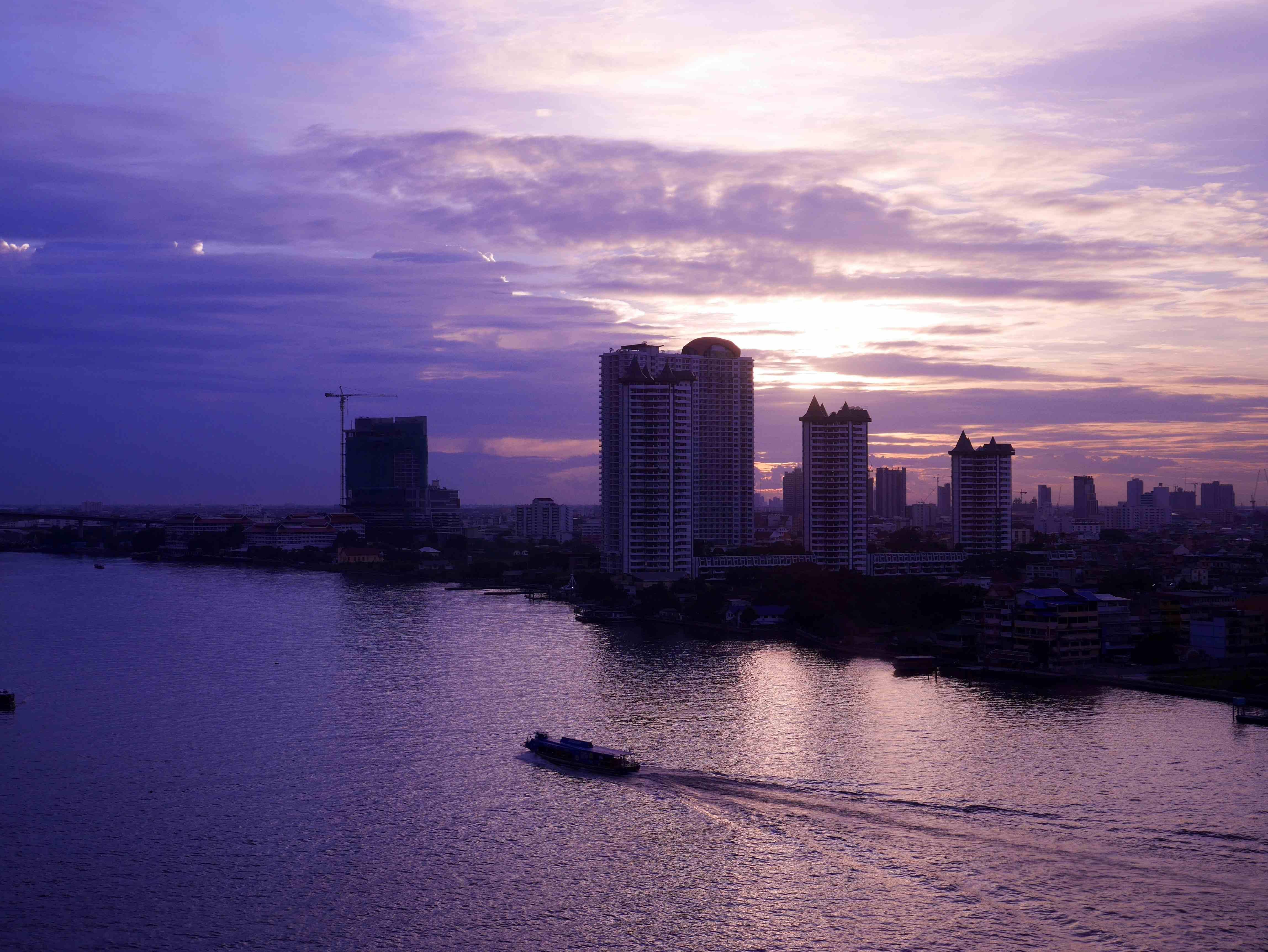 Bangkok bis Koh Samui   Thailand für Einsteiger thailand strand staedtereisen sonne reisebericht asien  tui berlin bangkok ausblick hotel