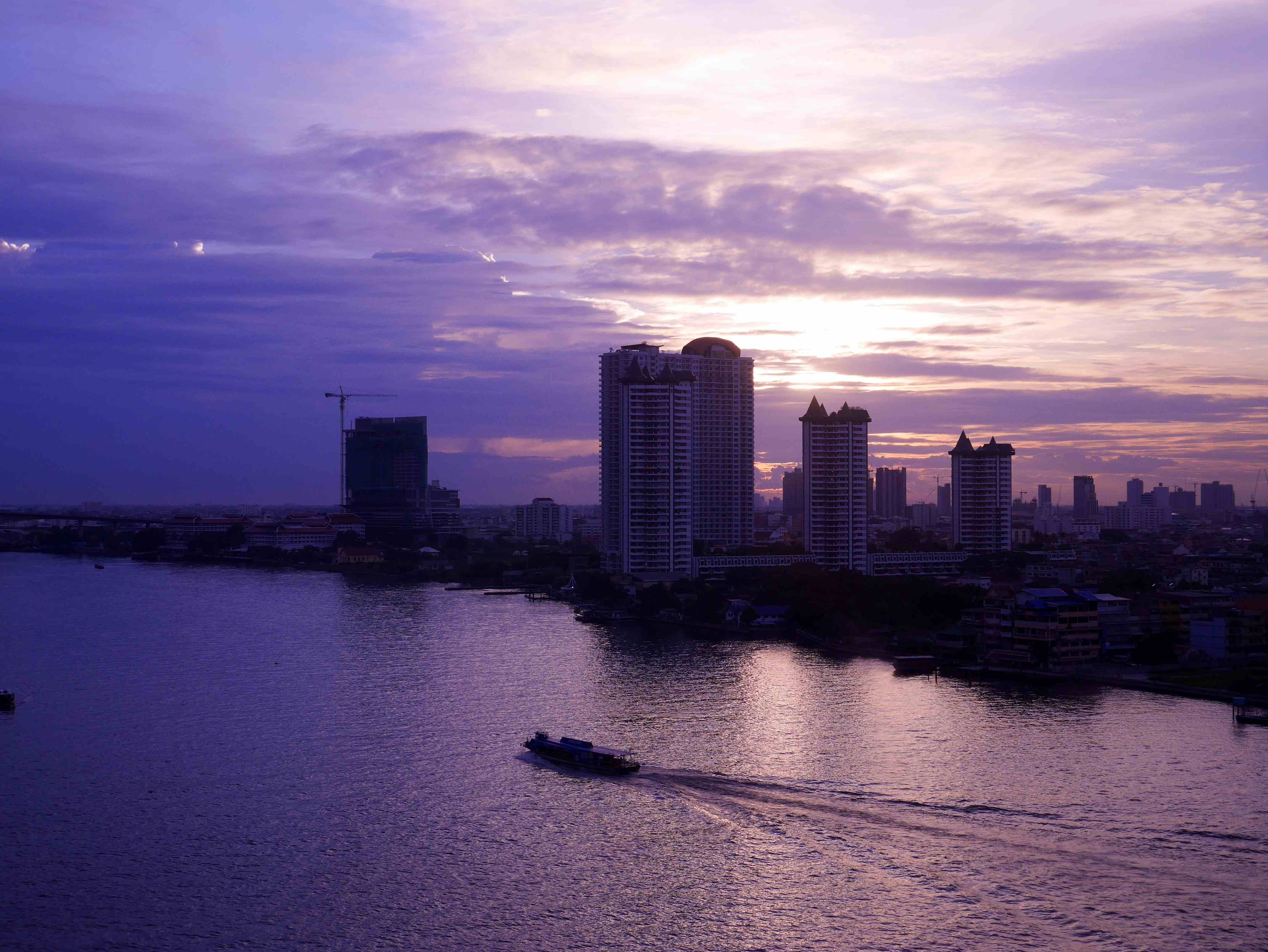 Bangkok Ausblick Hotel