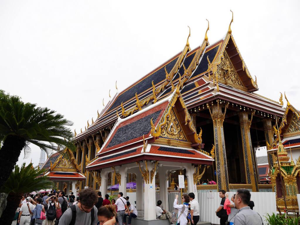 Thailand Bangkok Grand Palais