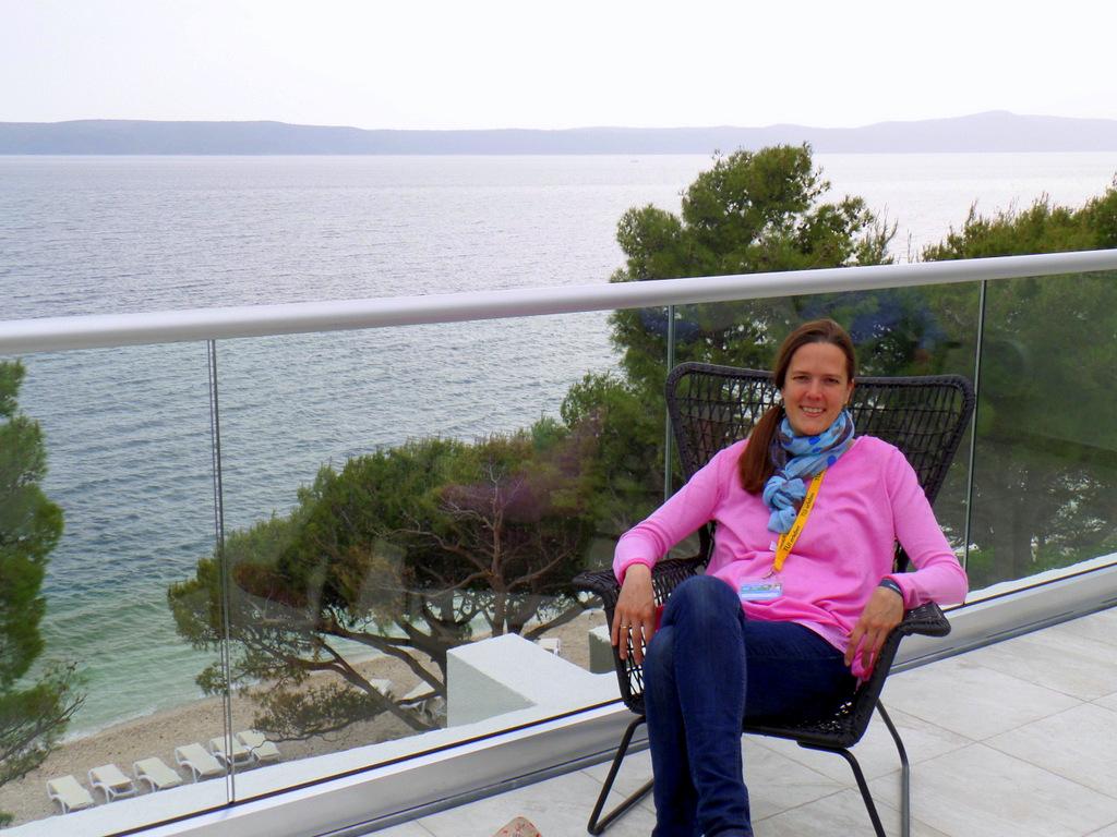 Kurzreise Kroatien   Frühstück an der Adria. staedtereisen kroatien europa  tui berlin katharina arias jacob kroatien