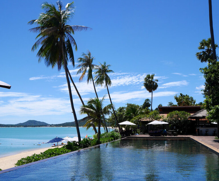 Thailand Koh Samui Pool