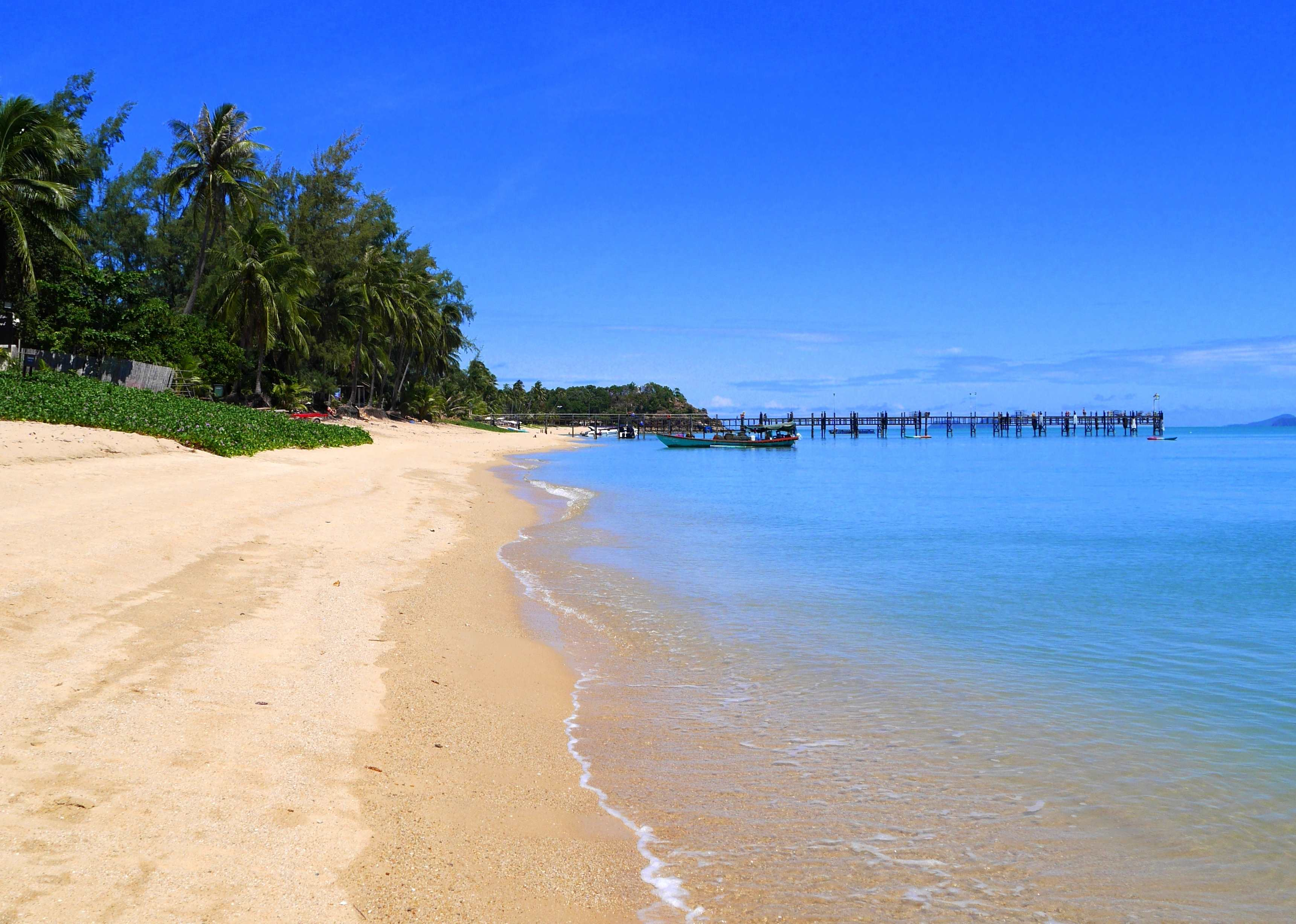 Thailand Koh Samui Strand