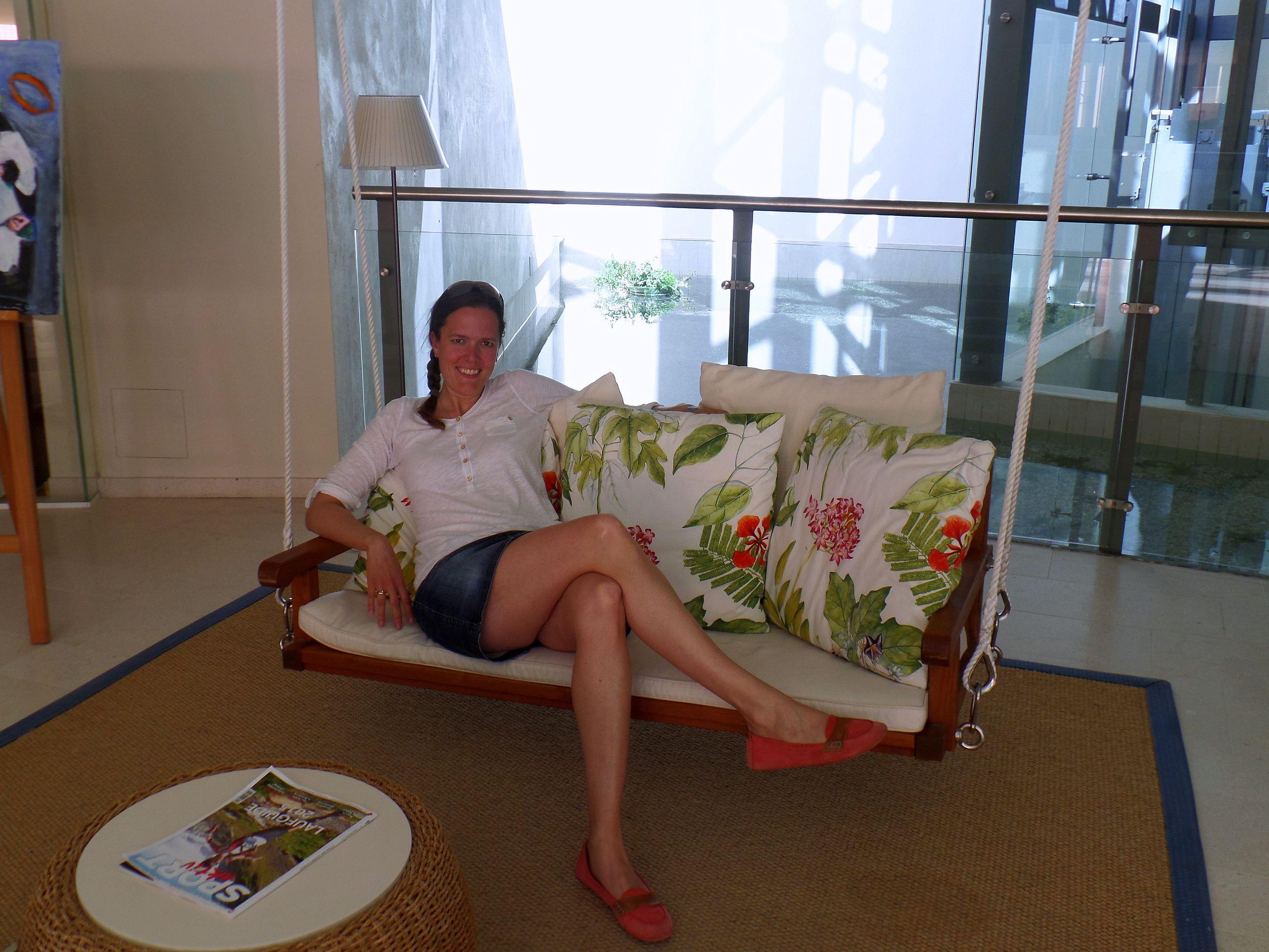 Kurzreise Kroatien   Frühstück an der Adria. staedtereisen kroatien europa  tui berlin kroatien hollywoodschaukel hotel
