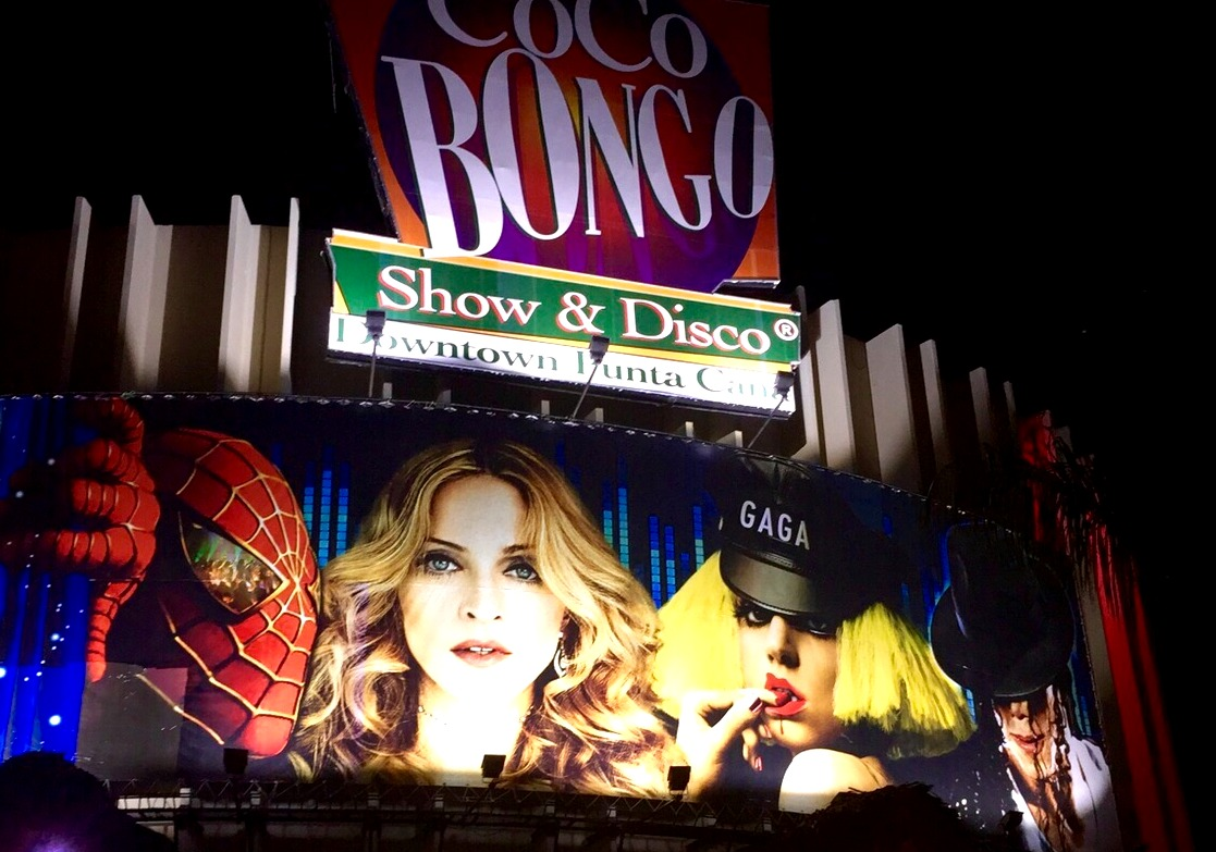 Coco Bongo Las Vegas Show in Punta Cana, Disco, TUI, Berlin, Reisebüro, Dominikanische Republik, Ines Bytomski, Reisebericht