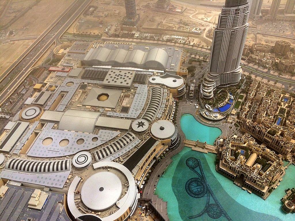 Meine Reise nach Dubai und in den Oman. staedtereisen sonne orient oman dubai  tui berlin Dubai Burj Khalifa Mall of Dubai
