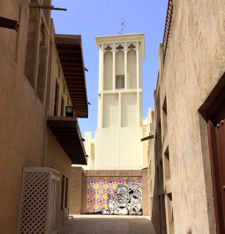 Meine Reise nach Dubai und in den Oman. staedtereisen sonne orient oman dubai  tui berlin Dubai Old City Heritage village