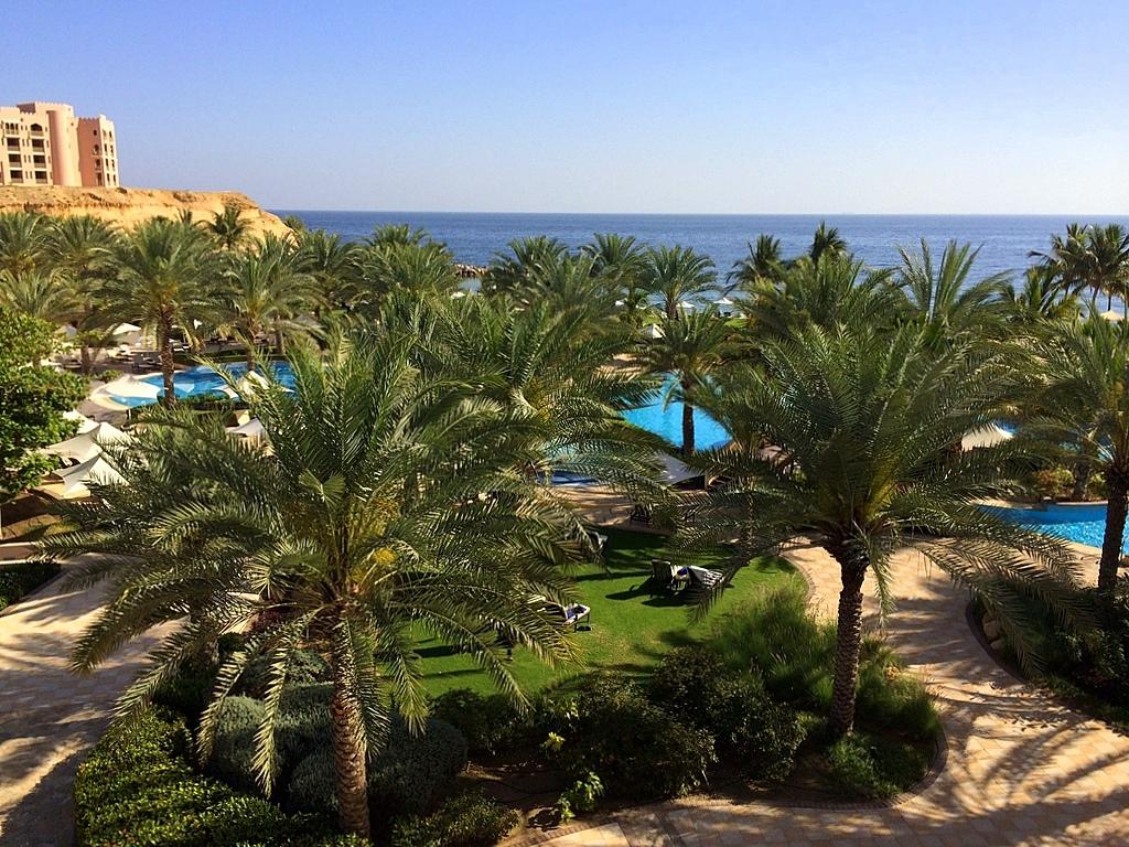 Meine Reise nach Dubai und in den Oman. staedtereisen sonne orient oman dubai  tui berlin Muscat Oman Shangri la al Bandar