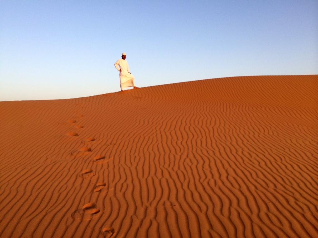 Meine Reise nach Dubai und in den Oman. staedtereisen sonne orient oman dubai  tui berlin Oman Desert Camp Guide