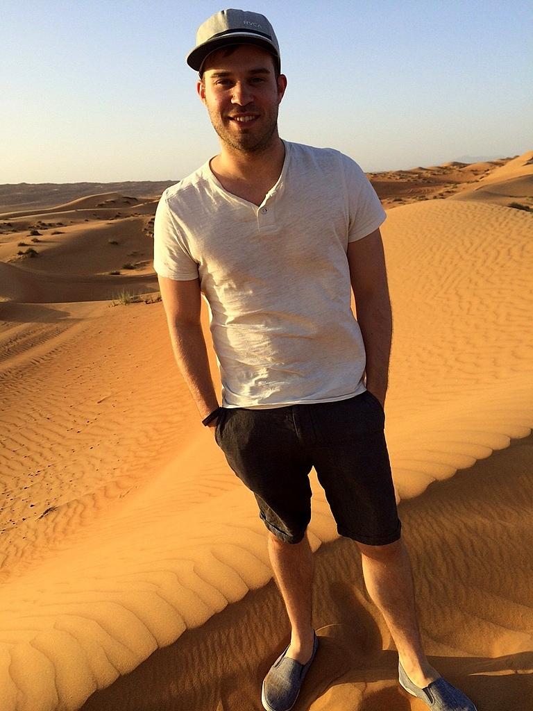 Meine Reise nach Dubai und in den Oman. staedtereisen sonne orient oman dubai  tui berlin Oman Timo Becker