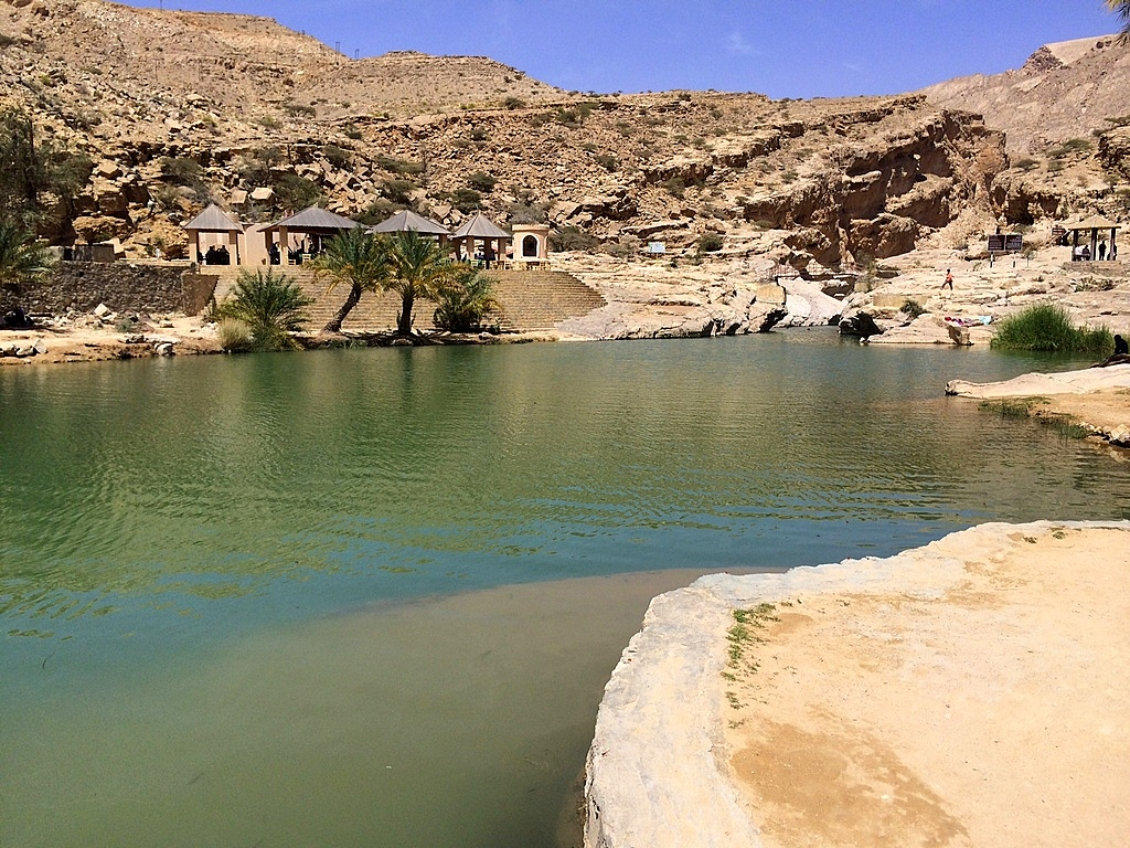 Meine Reise nach Dubai und in den Oman. staedtereisen sonne orient oman dubai  tui berlin Oman Wadi