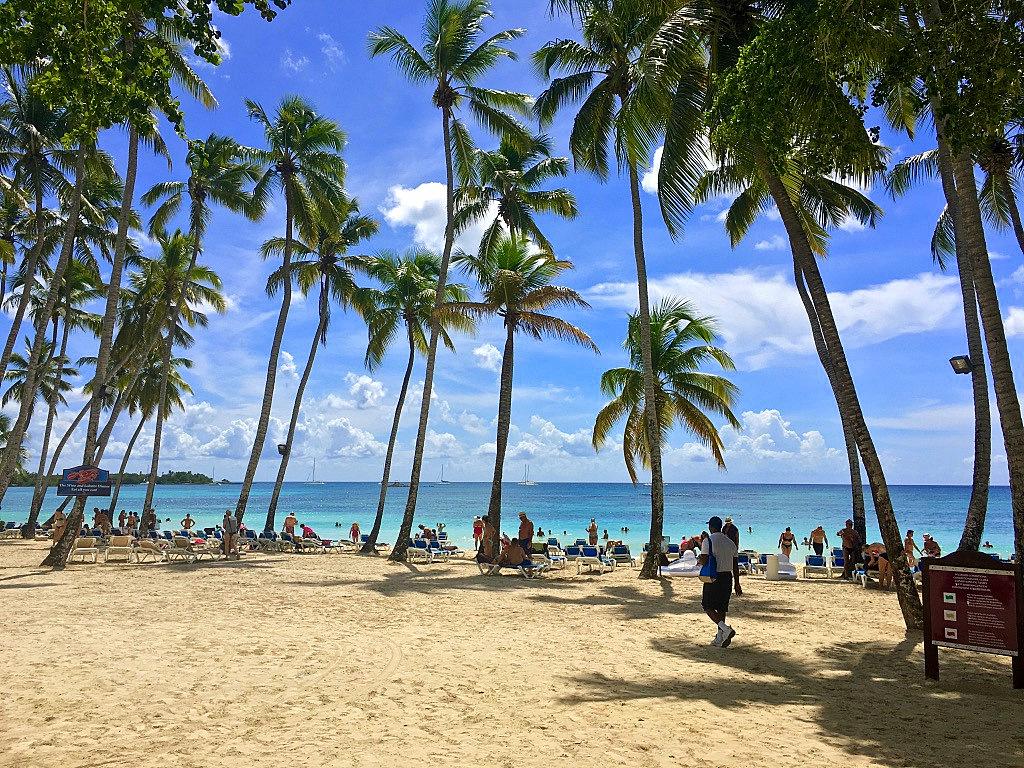 Meine Top 5 Hoteltipps Dominikanische Republik strand sonne honeymoon 2 dominikanische republik angebot karibik mittelamerika  ueber unterwegs Dreams La Romana Strand