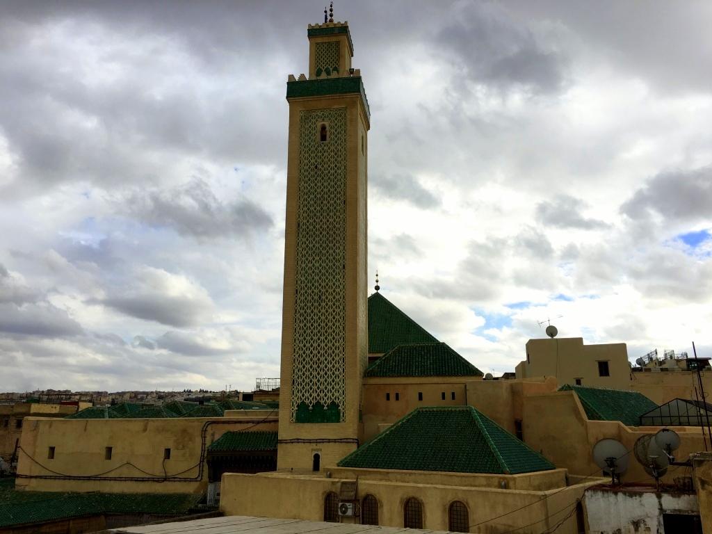 Marokkos Königsstädte   Eine Gebeco Erlebnisrundreise staedtereisen sonne land und leute marokko afrika  tui berlin marokko fes kairaouine moschee 1