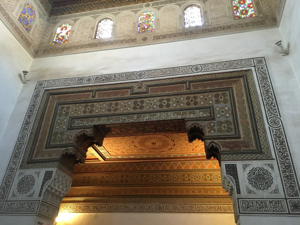 Marokkos Königsstädte   Eine Gebeco Erlebnisrundreise staedtereisen sonne land und leute marokko afrika  tui berlin marokko marrakesch medersa ben youssef