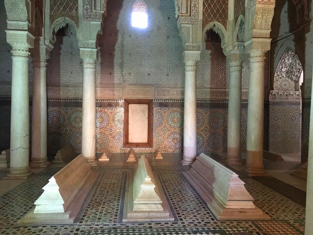 Marokkos Königsstädte   Eine Gebeco Erlebnisrundreise staedtereisen sonne land und leute marokko afrika  tui berlin marokko marrakesch saadier gräber