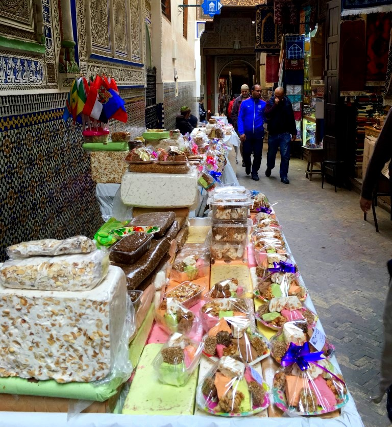 Marokkos Königsstädte   Eine Gebeco Erlebnisrundreise staedtereisen sonne land und leute marokko afrika  tui berlin marokko meknes medina sweets