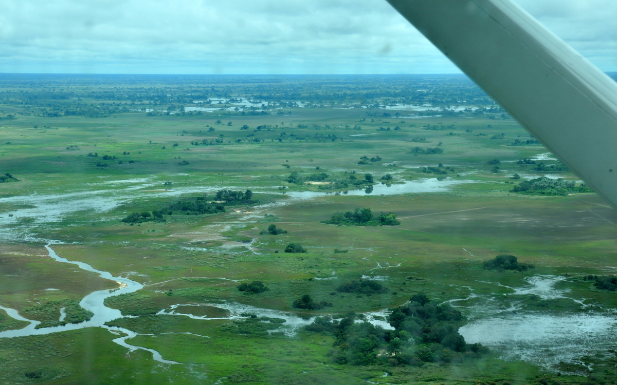 Botswana Safari und Victoriafälle: Unsere Afrika Rundreise sonne land und leute reisebericht botswana afrika  TUI Berlin Botswana Safari Okavangodelta