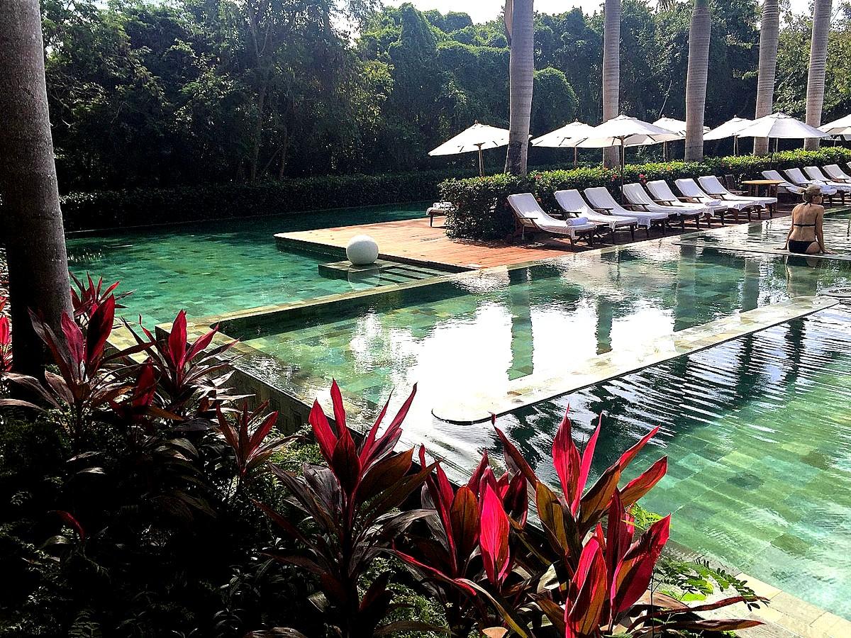 Mexiko   Entspannung und Kultur an der Riviera Maya strand sonne land und leute reisebericht mexiko  TUI Berlin Mexico Grandvelas Resort Zen