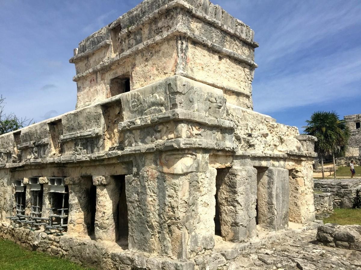 Mexiko   Entspannung und Kultur an der Riviera Maya strand sonne land und leute reisebericht mexiko  TUI Berlin Mexico Tulum