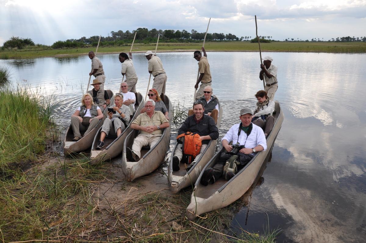 Botswana Safari und Victoriafälle: Unsere Afrika Rundreise sonne land und leute reisebericht botswana afrika  TUI Berlin Safari Botswana Okavangodelta