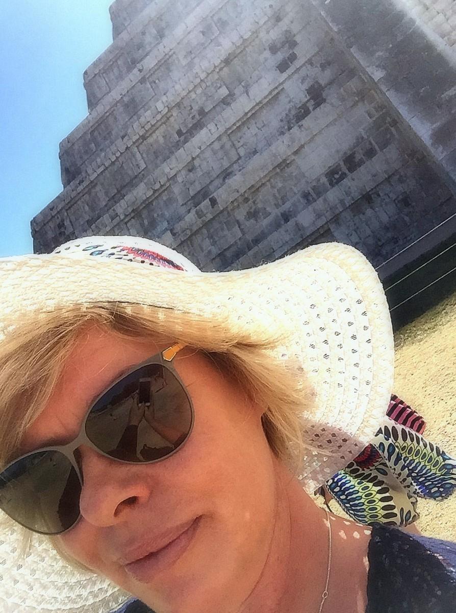 Mexiko   Entspannung und Kultur an der Riviera Maya strand sonne land und leute reisebericht mexiko  TUI Berlin Yucatanrundreise Chitchen Itza 1
