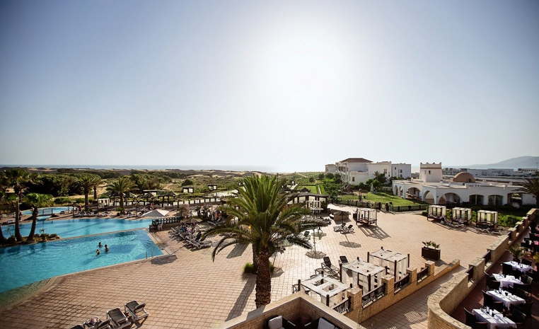 ROBINSON CLUB Agadir   Frühbucher sparen 10%! news tui hotels sonne marokko cluburlaub angebote und specials  tui berlin reisebuero robinson club agadir panorama