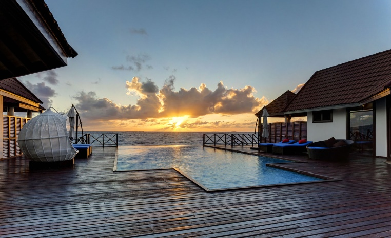 ROBINSON Clubs auf den Malediven tui hotels sonne malediven cluburlaub angebote und specials angebot  tui berlin robinson maldives president suite