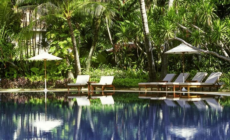 TUI, Berlin, Thailand, Koh Samui, Santiburi, Pool