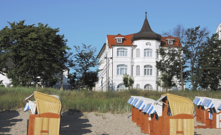 TUI, Reisebüro, World of TUI, Berlin, Sommerurlaub, Autoreise, Strandurlaub, Strandhotel Binz, Deutschland, Expertentipp, Angebot