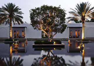 tui, berlin, reisebuero, airtours, hotels, chedi Muscat