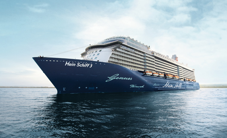 TUI Berlin, Reisebüro, TUICruises, Mein Schiff 2, Reiseberatung, Electronic Dance Music, Robin Schulz, World Club Cruise, World Club Dome
