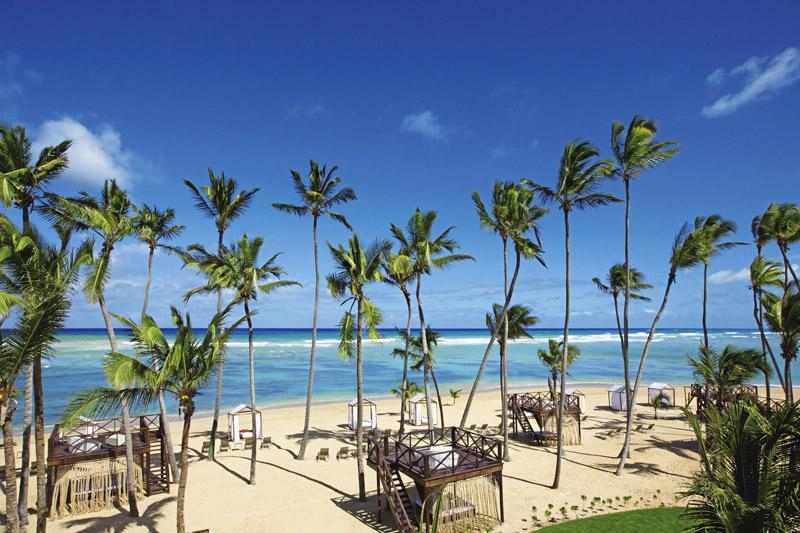 Karibik kann auch Safari   Samana Flugsafari tui hotels strand sonne expertentipps dominikanische republik  tui berlin Reisebuero Breathless Punta Cana Strand1