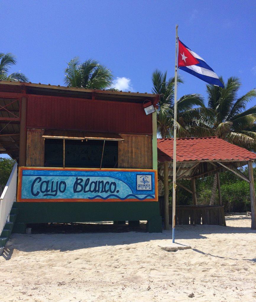 Urlaub auf Kuba nach der Öffnung strand sonne land und leute reisebericht kuba  tui berlin kuba Cayo Blanco