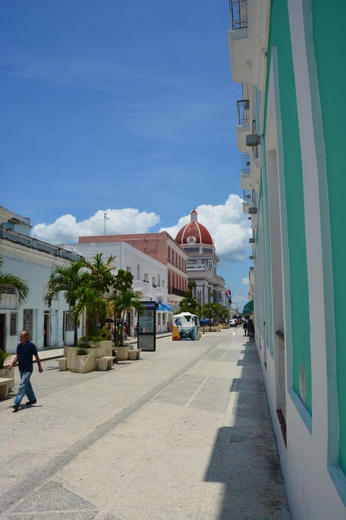 Urlaub auf Kuba nach der Öffnung strand sonne land und leute reisebericht kuba  tui berlin kuba Cienfuegos3