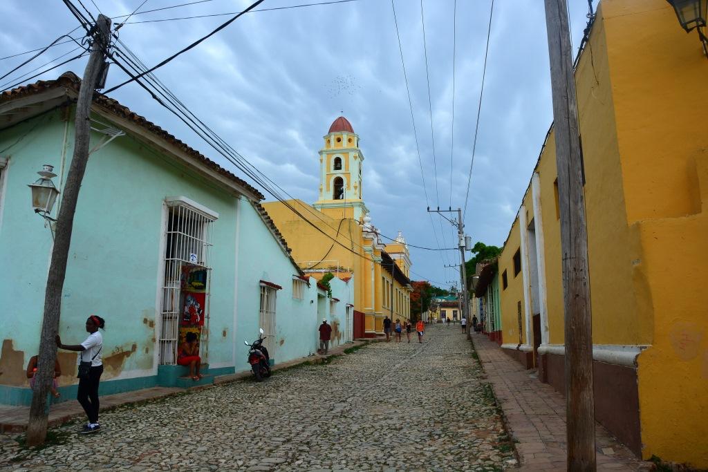 Urlaub auf Kuba nach der Öffnung strand sonne land und leute reisebericht kuba  tui berlin kuba Trinidad 2