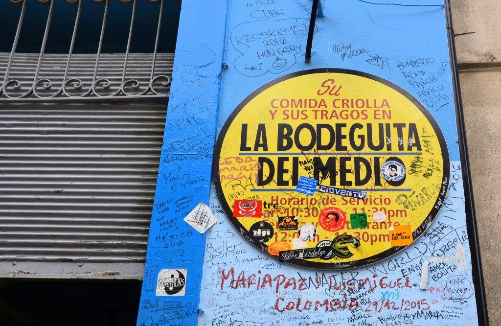 Urlaub auf Kuba nach der Öffnung strand sonne land und leute reisebericht kuba  tui berlin kuba havanna Bodega