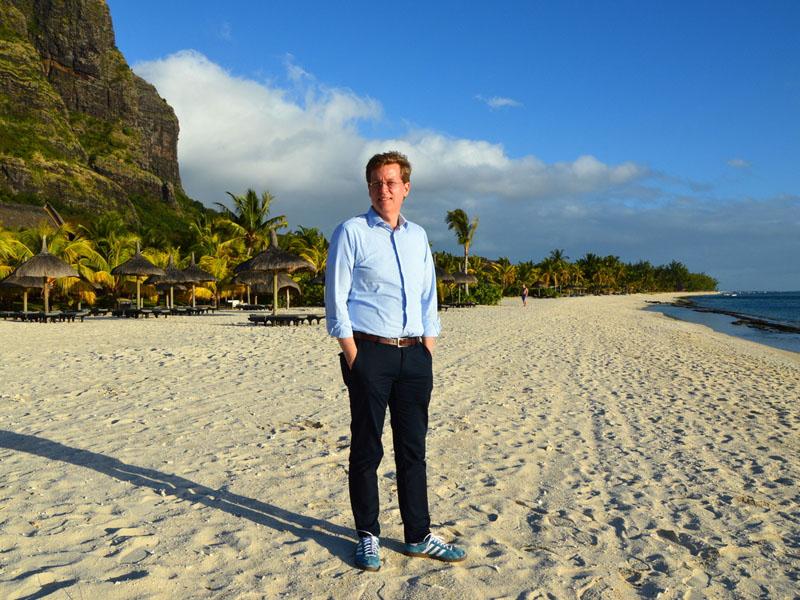 TUI, World of TUI, Berlin, Reisebüro, Thomas Haag, Mauritius, Dubai, airtours, Jumeirah, Beachcomber, Le Prince Maurice, Thomas Haag