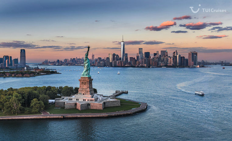 Neue Kombinationen! Gebeco Erlebnis Kreuzfahrten mit TUI Cruises und mit der Europa 2 news tui cruises sonne land und leute kreuzfahrt angebot  TUI Berlin Reisebuero TUICruises Gebeco New York