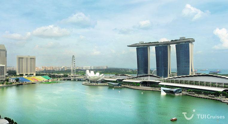 Neue Kombinationen! Gebeco Erlebnis Kreuzfahrten mit TUI Cruises und mit der Europa 2 news tui cruises sonne land und leute kreuzfahrt angebot  TUI Berlin Reisebuero TUICruises Gebeco Singapur