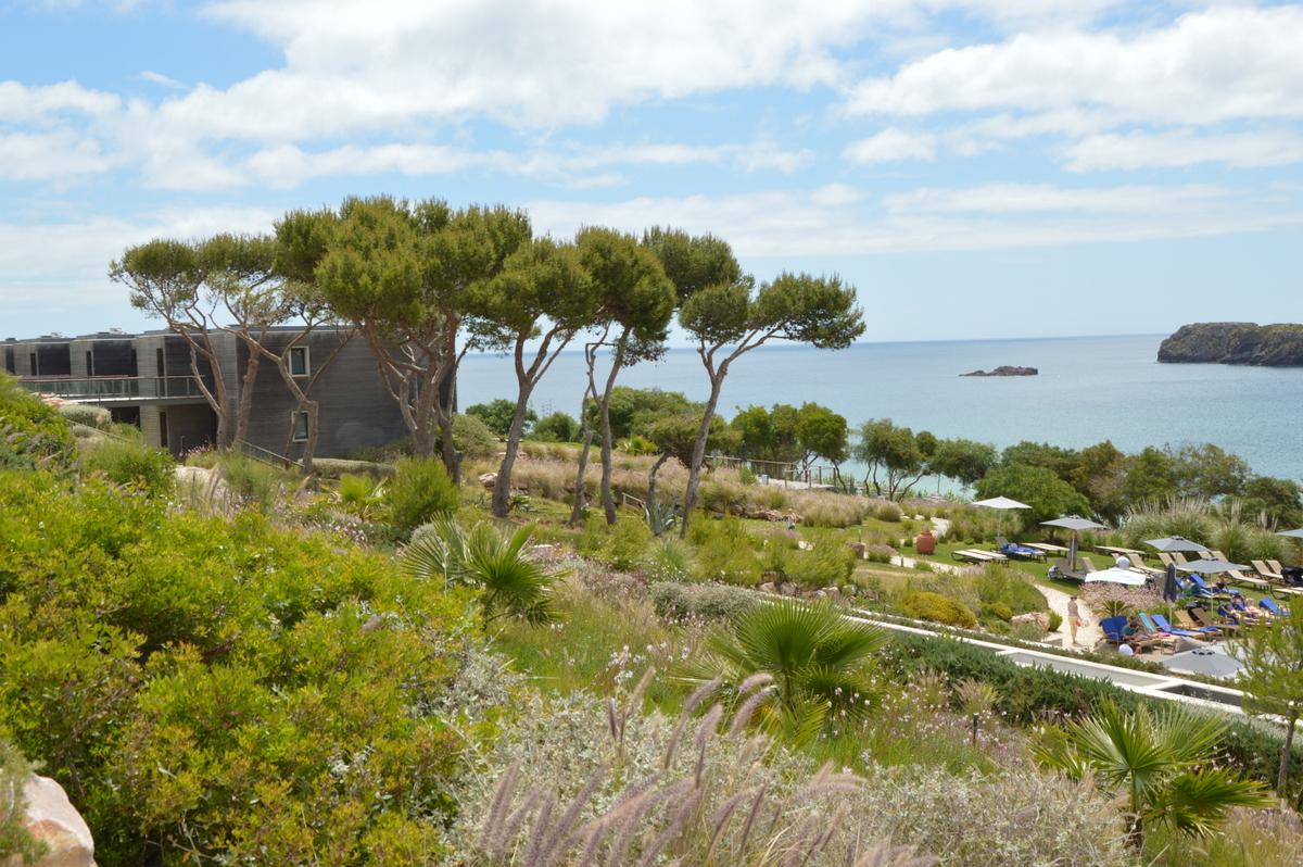 Die schönsten Hotels an der Algarve strand sonne portugal familie  martinhal